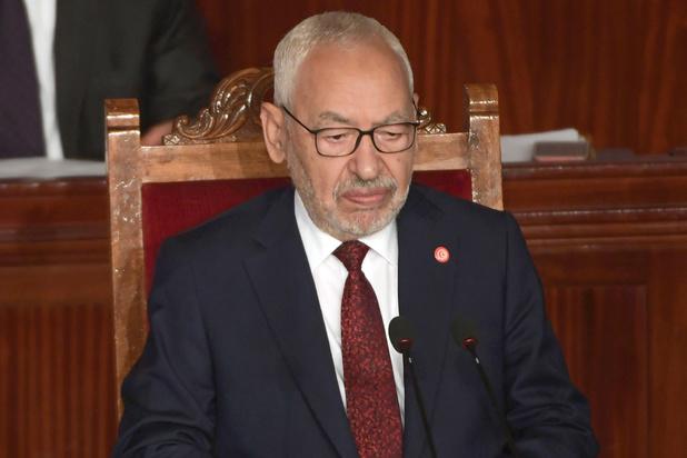Tunisie: Ghannouchi, de l'opposant islamiste au président du Parlement
