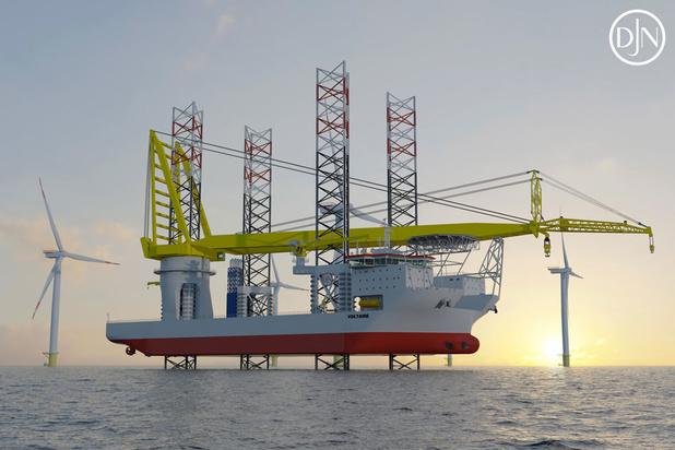 Consortium Besix en Jan De Nul betrokken bij uitbreiding haven Dibba (VAE)