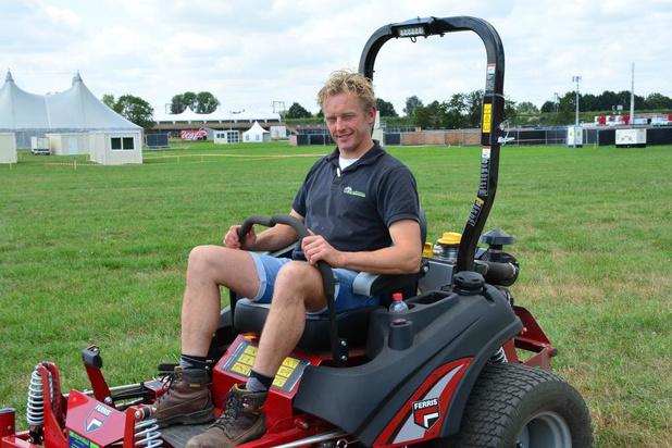 """Hype-O-Dream huurt zeker zes jaar terrein in Waregem van boer Thierry Cool: """"Kippenvel"""""""