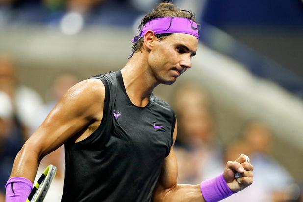 Nadal enige van de Big 3 in halve finale