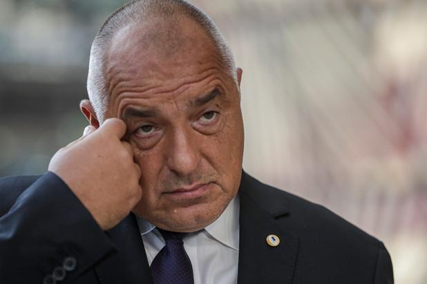 Boïko Borissov, le colosse bulgare, vacille