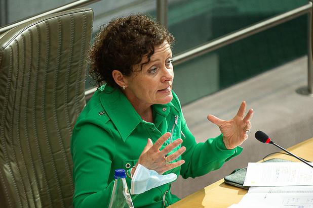 Vlaams minister Lydia Peeters zet drones in om aantal verkeersdoden te verminderen