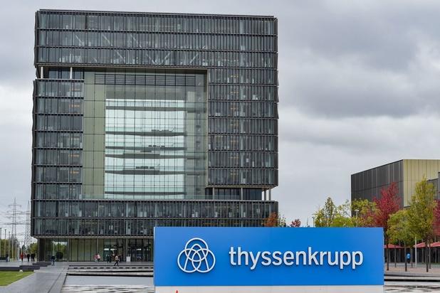 Thyssenkrupp abaisse ses prévisions et se prépare à de nouvelles cessions
