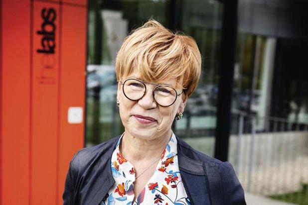 Agnès Flémal (directeur général de WSL): la tête dans les étoiles