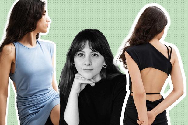Tessa Borrenberghs startte haar duurzame vrouwenlabel tijdens de pandemie: 'Ik produceer los van de seizoenen'