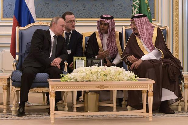 """La charte de coopération """"Opep+"""" a été signée par Moscou et Ryad"""