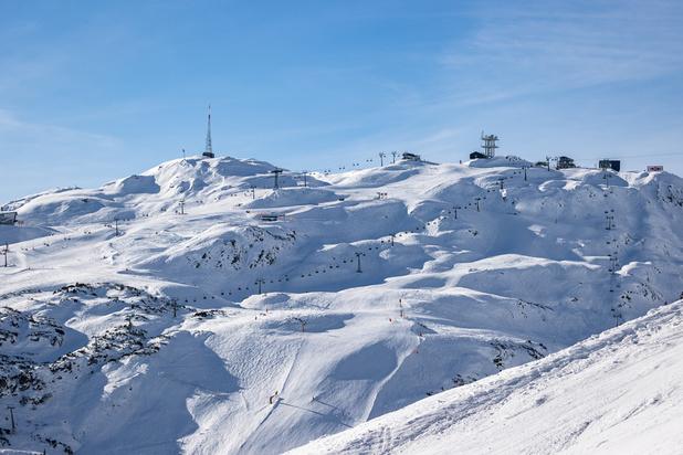 Près de cent touristes étrangers interpellés dans un domaine skiable du Tyrol