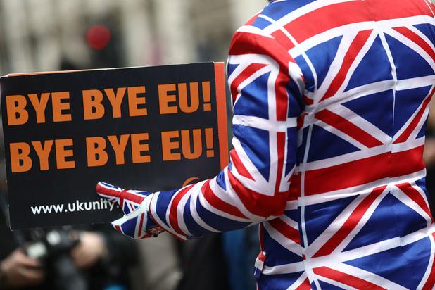 'Brexit betonneert de macht van de banken'