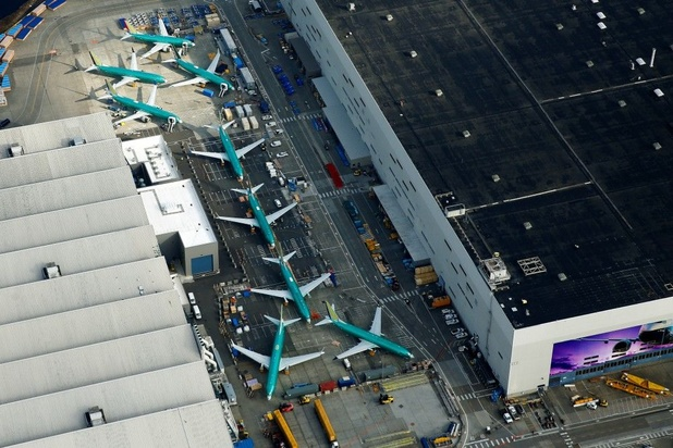 Boeing vertraagt productietempo 737 MAX