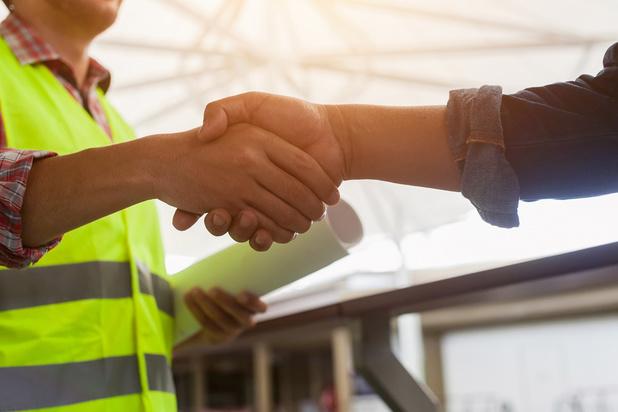 Construction: 15% d'accidents de travail en moins au premier semestre 2019