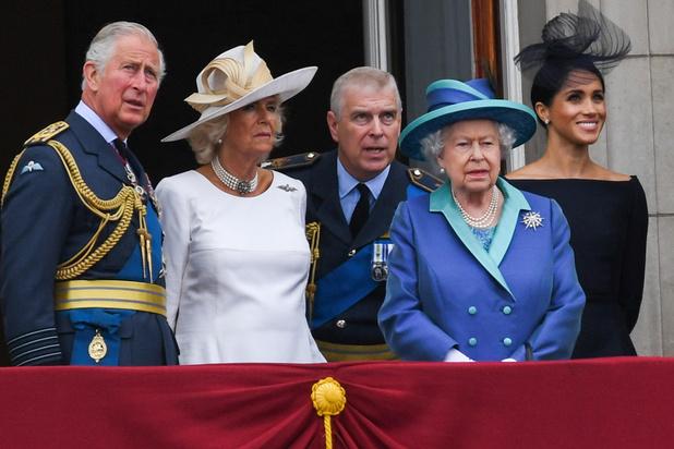 Le prince Andrew entraîne la famille royale dans la tourmente