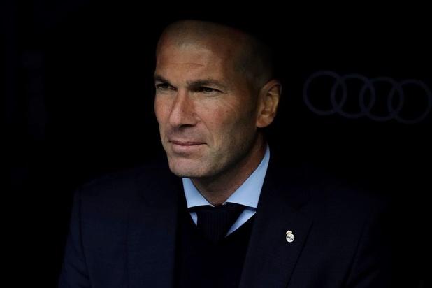 Le Real Madrid annonce le décès de Farid un frère de Zinédine Zidane