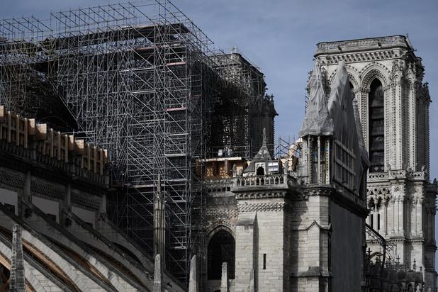 Notre-Dame: six mois après, une reconstruction toujours en question
