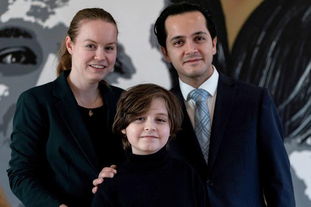Le surdoué belge de neuf ans Laurent Simons quitte l'université