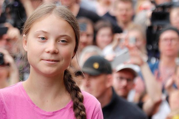 Franse conservatieven willen toespraak Greta Thunberg 'boycotten'