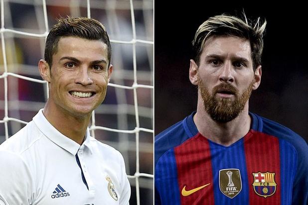 Messi scoort beter dan Ronaldo in computeranalyses van KU Leuven