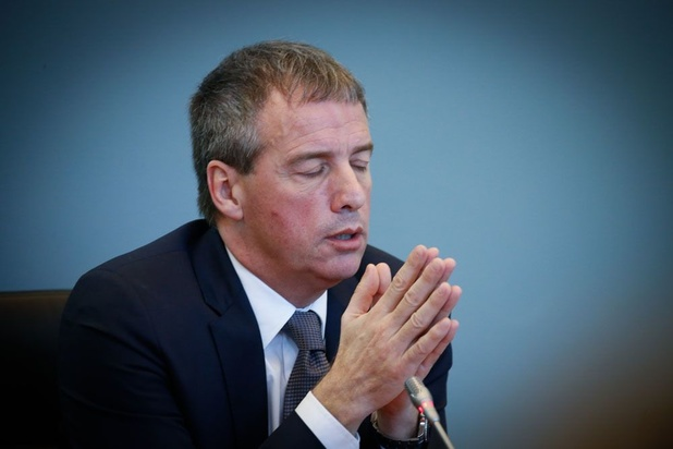 Stéphane Moreau (Nethys): 'Ik werd beoordeeld als socialist, niet als CEO'