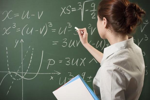 Acht op de tien nieuwe leraars wiskunde zonder juist diploma