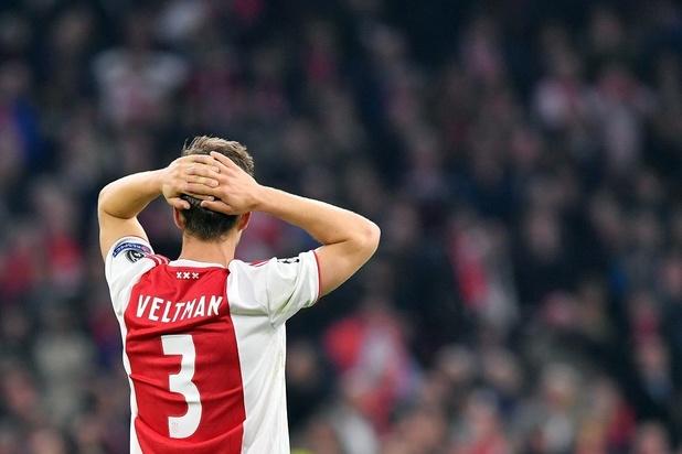 """""""Epilogue insensé"""": la presse néerlandaise se réveille groggy après l'élimination de l'Ajax"""