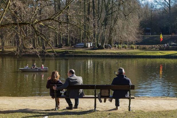 Trois étangs où nager à Bruxelles