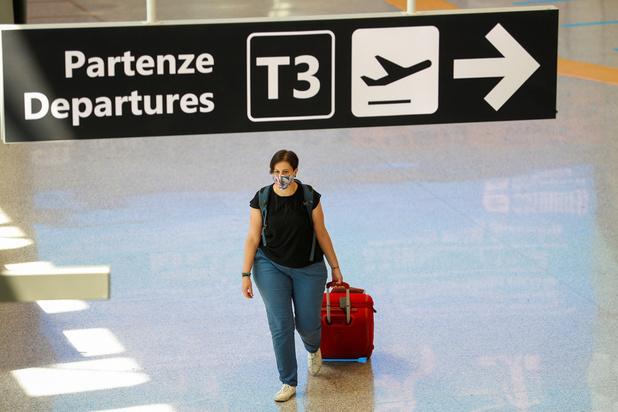 """L'Italie annonce les premiers vols """"Covid-free"""" entre Europe et Etats-Unis"""