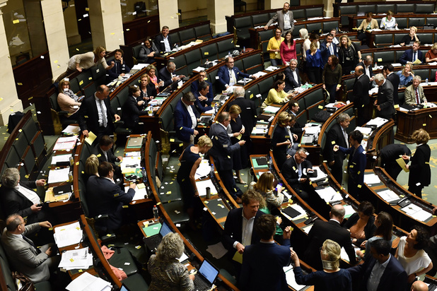 La Chambre approuve les douzièmes provisoires pour novembre et décembre