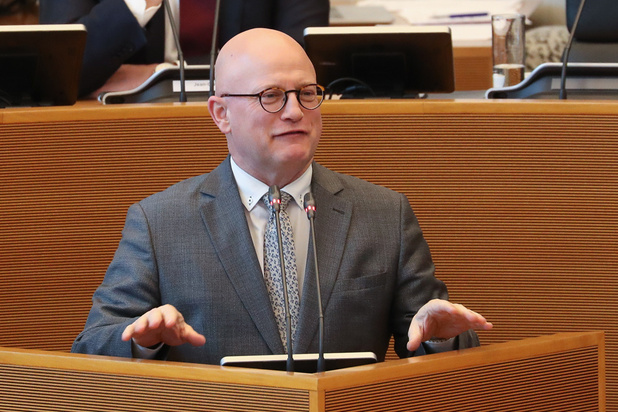 Le budget wallon adopté en commission