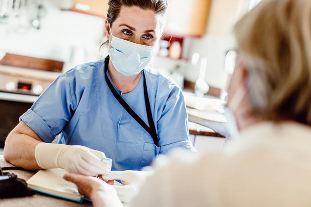 Trois Belges sur quatre ont renoncé à des soins médicaux lors de la première vague