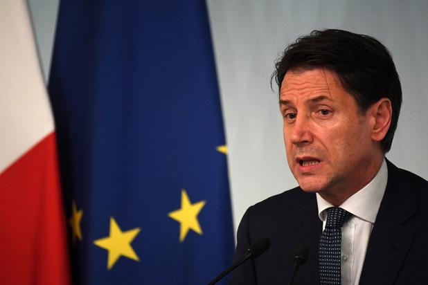 Italie : Giuseppe Conte chargé de former un nouveau gouvernement