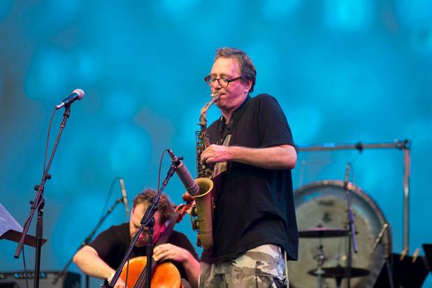 'Er viel in Gent niet omheen te komen: muziek is voor John Zorn muziek in alle mogelijke gedaanten'