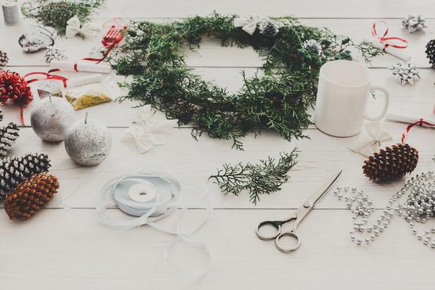 DIY: 20 idées de décoration de Noël à fabriquer à l'aide de matériaux recyclés
