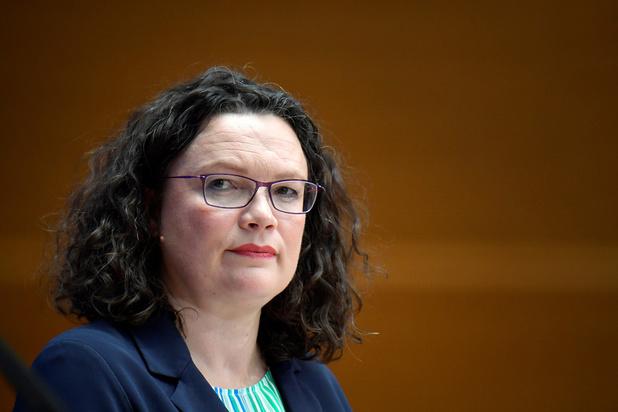 Na het zoveelste ontslag: de crisis bij de Duitse sociaaldemocraten is compleet