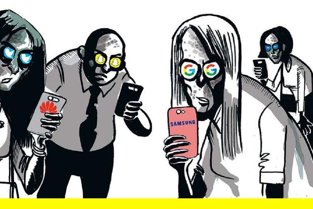 15 secrets des géants du Web pour vous rendre accro au smartphone