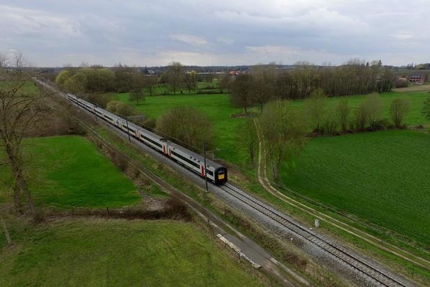 Des lignes ferroviaires menacées de disparition: un très mauvais signal - PS