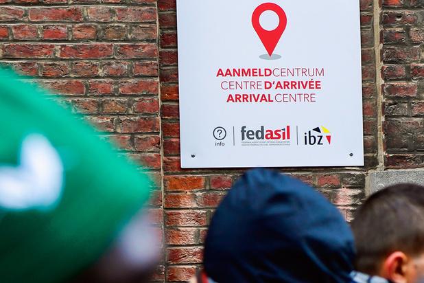 Kwart meer asielaanvragen in België dan vorig jaar