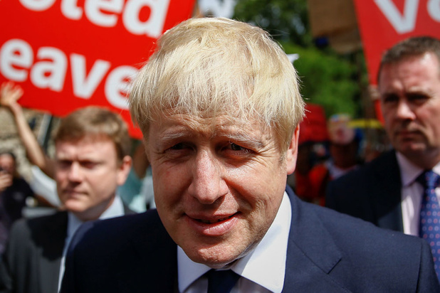 Boris Johnson aux portes de Downing Street