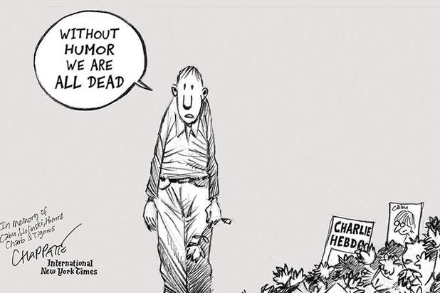 New York Times stopt met politieke cartoons: 'Media buigen onder kritiek van moraalridders op sociale media'
