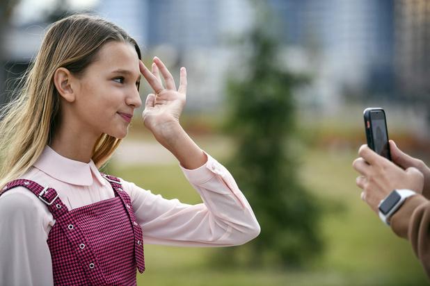 Les enfants stars d'Instagram, un phénomène en Russie
