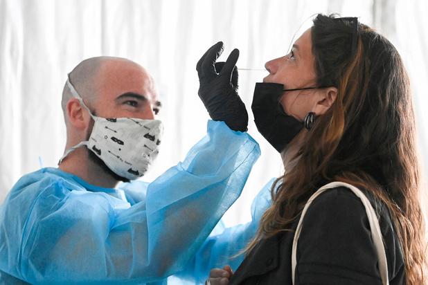 Covid: la Belgique franchit le cap du million de contaminations depuis le début de l'épidémie