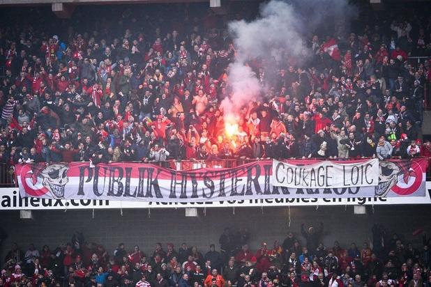 Une large majorité des supporters en Belgique soutient l'arrêt du championnat