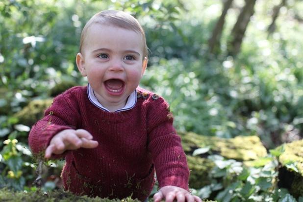 Kate et William dévoilent trois photos pour le premier anniversaire du prince Louis