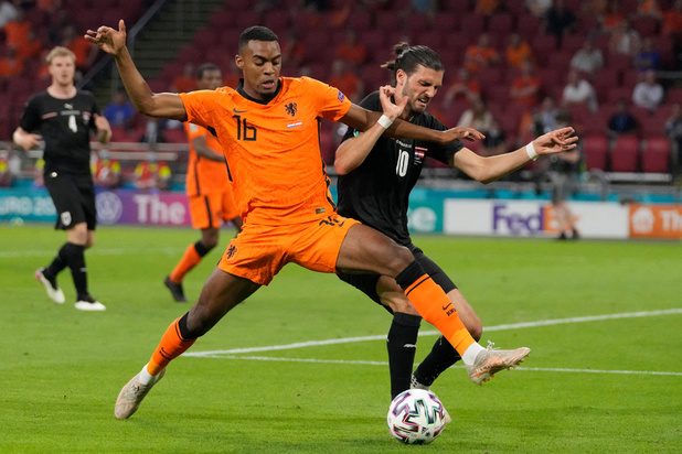 Euro 2020: les Pays-Bas qualifiés pour les huitièmes après leur victoire contre l'Autriche