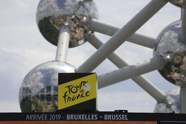 Tour de France : 200.000 spectateurs le long du parcours