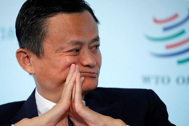 Jack Ma ziet fortuin met 27 miljard dollar stijgen door beursgang Ant Group