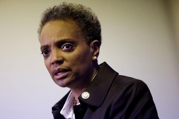 Noire et homosexuelle: Qui est Lori Lightfoot, la nouvelle maire de Chigaco?