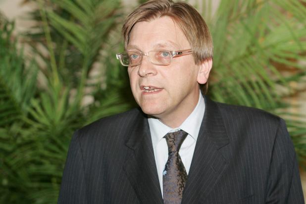 """""""Nous payons toujours les conséquences financières des opérations 'd'embellissement' du gouvernement Verhofstadt"""""""