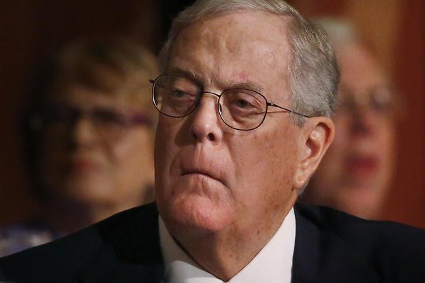 Mort du milliardaire américain David Koch, qui finançait la cause conservatrice