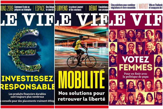 Journalisme constructif : Le Vif/L'Express récompensé