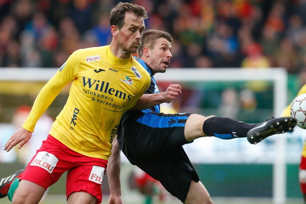 Stunt van formaat: R. Knokke FC strikt Tom De Sutter voor twee seizoenen