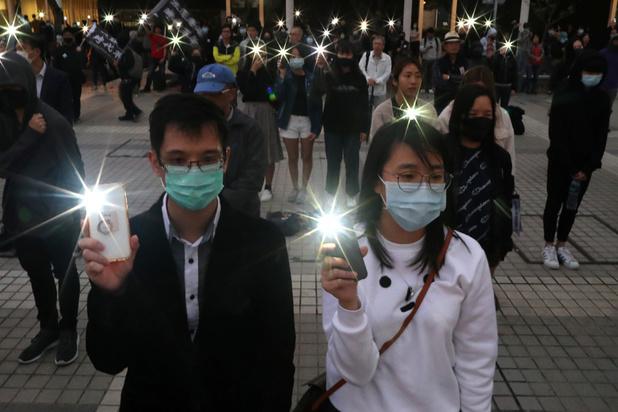 Hongkong schrapt eindejaarsvuurwerk